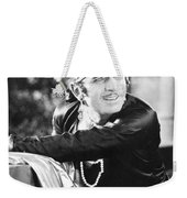 Douglas Fairbanks Weekender Tote Bag