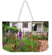 Down A Garden Path Weekender Tote Bag