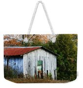 Down On The Farm - Old Shed Weekender Tote Bag