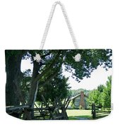 Down The Lane To The Cabin 1 Weekender Tote Bag