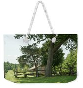 Down The Lane To The Cabin 3 Weekender Tote Bag