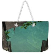 Down To The Creek Weekender Tote Bag
