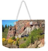 Down Windy Point Weekender Tote Bag