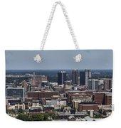 Downtown Birmingham Alabama Weekender Tote Bag