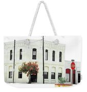 Downtown Flouresville Texas Weekender Tote Bag