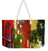 Downtown Ft Myers Weekender Tote Bag