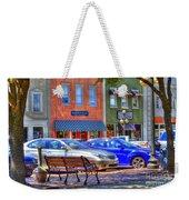 Downtown Georgetown Weekender Tote Bag