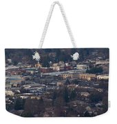 Downtown Grants Pass Sunday Morning Weekender Tote Bag