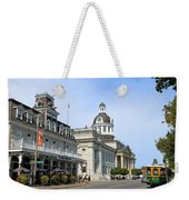 Downtown Kingston Weekender Tote Bag