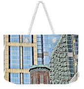 Downtown Nashville Weekender Tote Bag