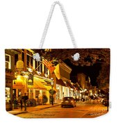 Downtown Newport Weekender Tote Bag