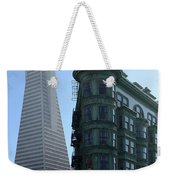 Downtown San Francisco 2 Weekender Tote Bag