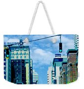 Downtown Union Ave Memphis Tn Weekender Tote Bag