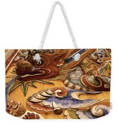 Dragon Art Weekender Tote Bag