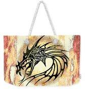 Dragon Fire Weekender Tote Bag