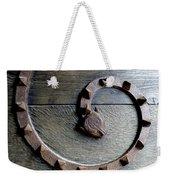 Dragon Iron Work Weekender Tote Bag