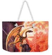 Dragon Lord Weekender Tote Bag