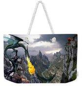 Dragon Valley Weekender Tote Bag