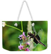 Dragonfly 2 Weekender Tote Bag