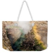 Dragon's Mouth Weekender Tote Bag