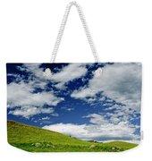 Dramatic Big Sky Weekender Tote Bag