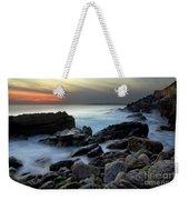 Dramatic Coastline Weekender Tote Bag by Carlos Caetano