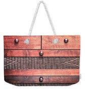 Drawers Weekender Tote Bag by Tom Gowanlock