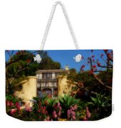 Dream Cottage In Malibu Weekender Tote Bag