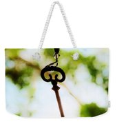 Dream Key Weekender Tote Bag