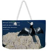 Dream Lofty Dreams Weekender Tote Bag