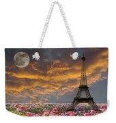 Dreaming Of Paris Weekender Tote Bag