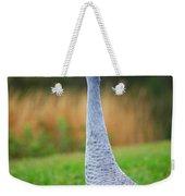 Dreaming Sandhill Crane Weekender Tote Bag