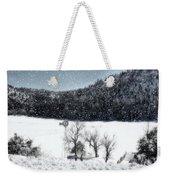 Dreams Of Snow  Weekender Tote Bag