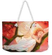 Dreams Of Strawberry Moon Weekender Tote Bag