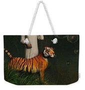 Dreams Of Tigers And Bubbles Weekender Tote Bag