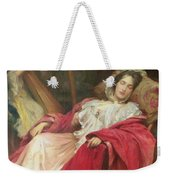 Dreams Weekender Tote Bag by Stefani Melton Fisher