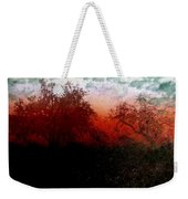 Dreamscape Sunset - Abstract Weekender Tote Bag