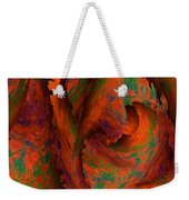 Dreamscapes Weekender Tote Bag by Christohper Gaston