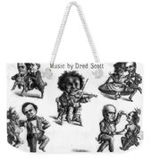 Dred Scott & The 1860 Presidential Race Weekender Tote Bag