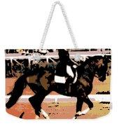 Dressage Competition Weekender Tote Bag
