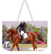 Dressage Test Weekender Tote Bag
