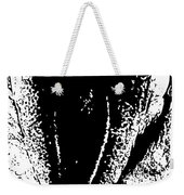 Dried Codfish Back B W Weekender Tote Bag