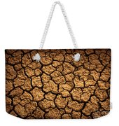 Dried Terrain Weekender Tote Bag