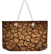 Dried Terrain Weekender Tote Bag