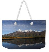 Drifting Clouds Weekender Tote Bag