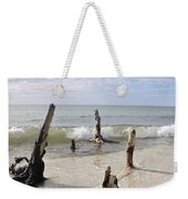 Driftwood Stands Watch Weekender Tote Bag