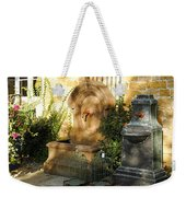 Drinking Fountains For Sale - Broadway Weekender Tote Bag