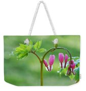 Dripping With Heart Weekender Tote Bag