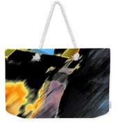 Drive By Abstract Weekender Tote Bag