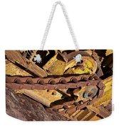 Drive Chain Weekender Tote Bag